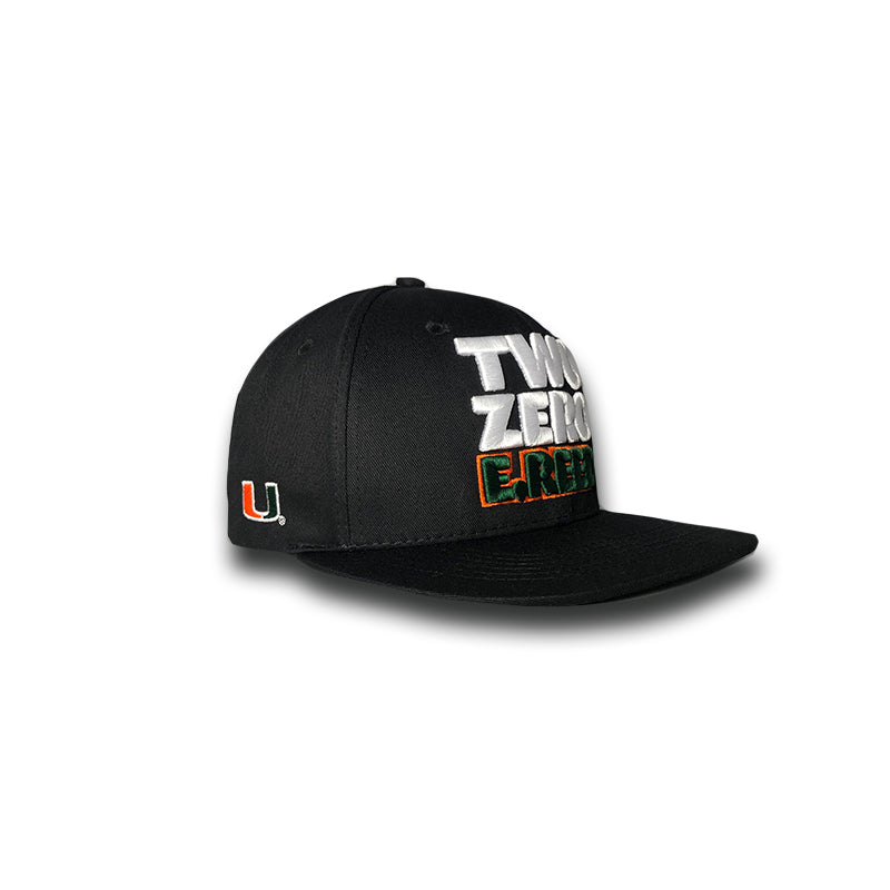 Load image into Gallery viewer, TWO ZERO SNAPBACK