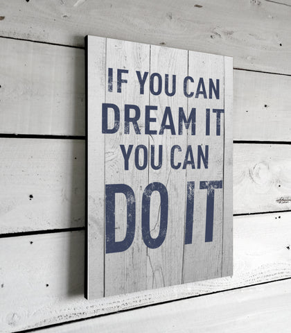 If You Can Dream Motivational Quotes
