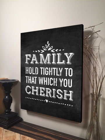 Family Home Wall Art Digital Printed Wood Pallet Design on Wood Rustic Wall Hanging 11x16