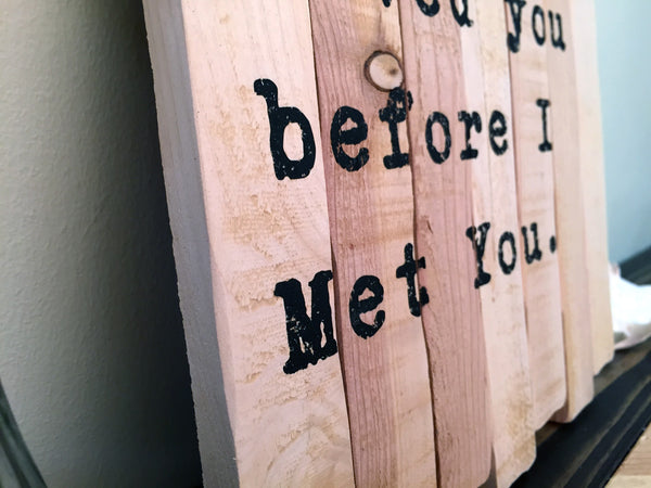 Personalized Pallet Art