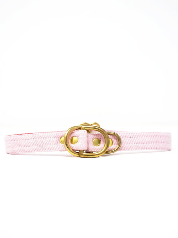 Rose Quartz Slip Collar