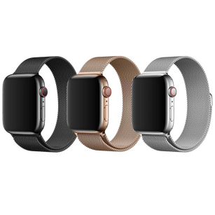 Apple Watch Milanaise Armband 45mm/44mm/42mm/41mm/40mm/38mm