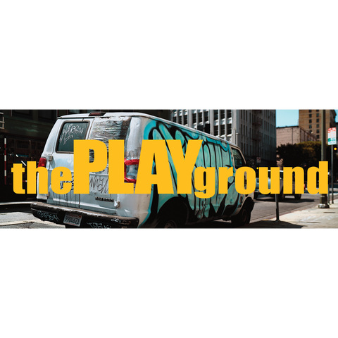 thePLAYground Slap Sticker