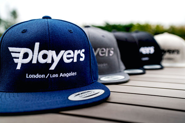 Players London / Los Angeles Hats