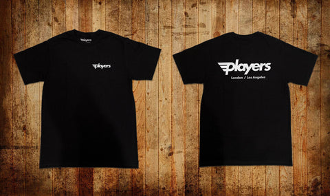 Players OG Tee Black
