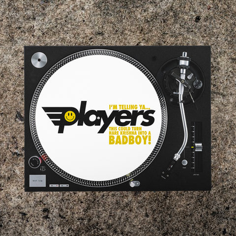 "Players 12"" Slipmat"