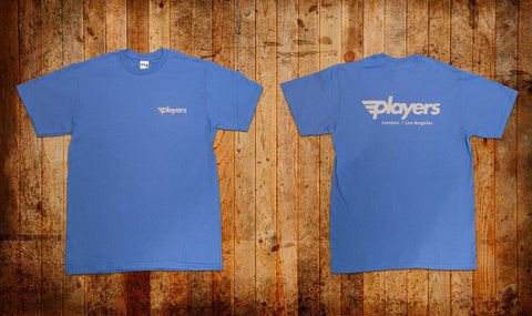 Players OG Tee Blue