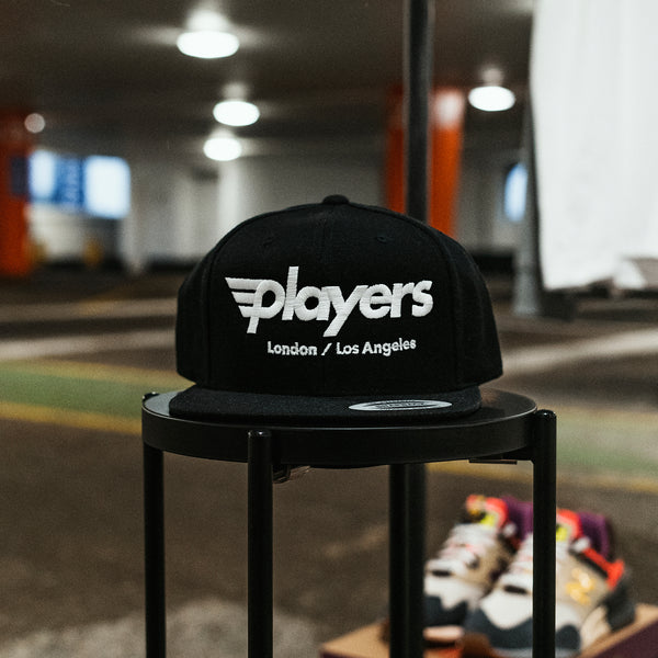 Players Since 06 Snapback