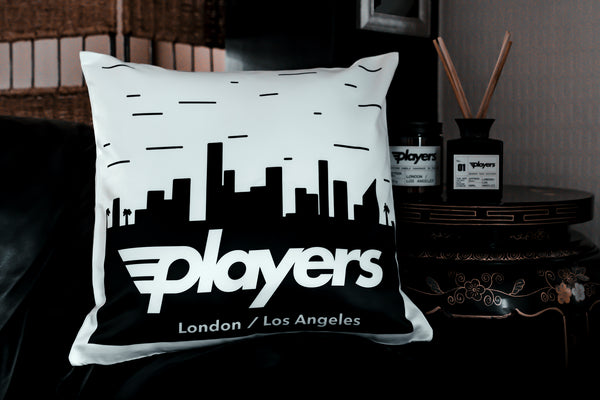 Players Skyline Cushion