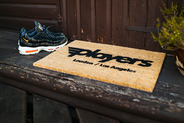 Players Coir Doormat