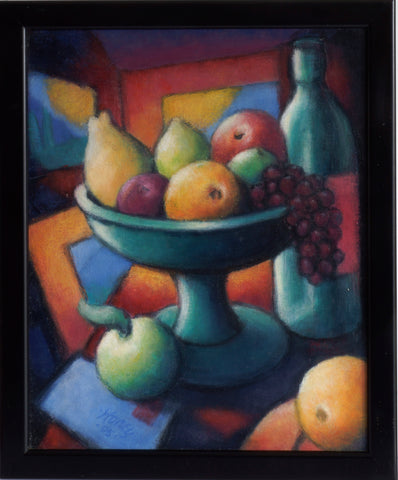 Still Life with Grapes -SOLD