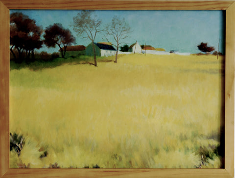 Firbeck Landscape - SOLD