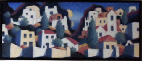 Village Panorama - SOLD