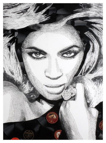 Beyonce by Ben Riley