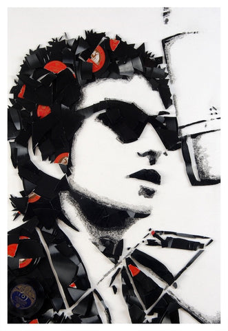 Bob Dylan by Ben Riley