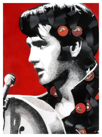 Elvis by Ben Riley