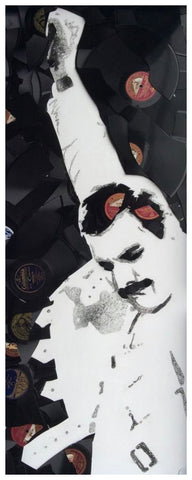 SOLD - Embraceable you Freddie Mercury by Ben Riley