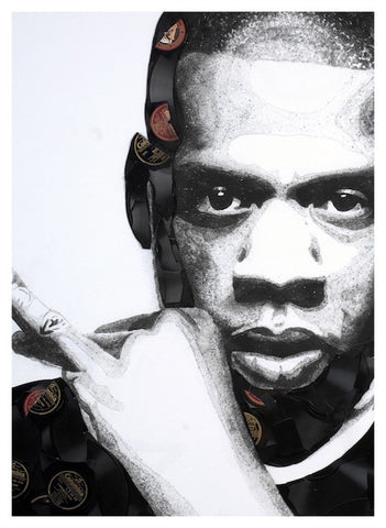 Jay-Z by Ben Riley