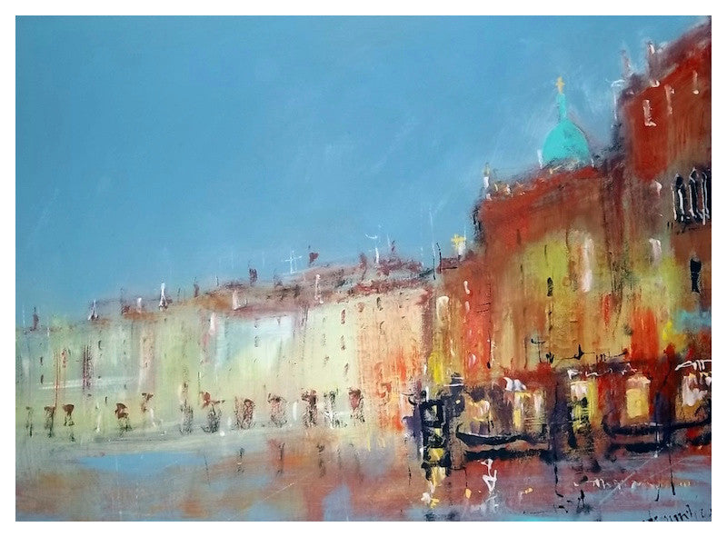 Venice by Carol Marie Mountford original