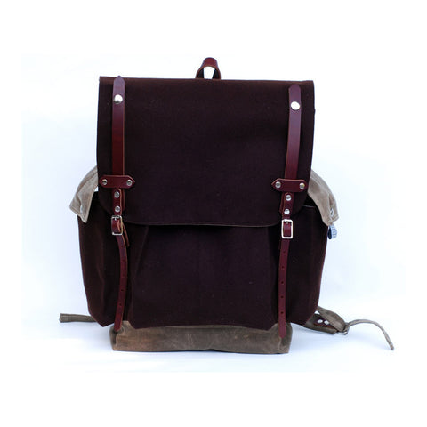 The Wayfarer Dark Brown