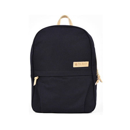 Canvas Backpack Navy