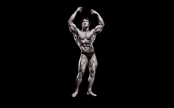 Frank zane interview