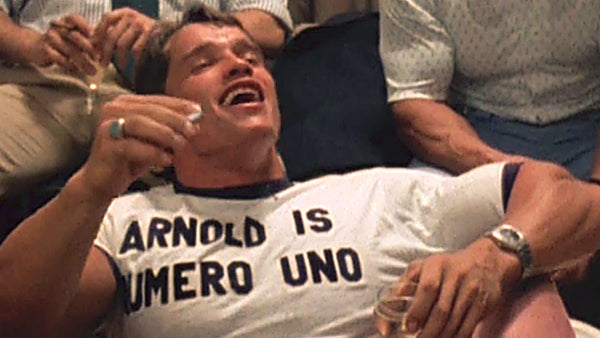 Arnold Schwarzenegger Power Addict