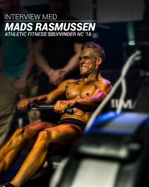 Interview med Mads Rasmussen Power Addict