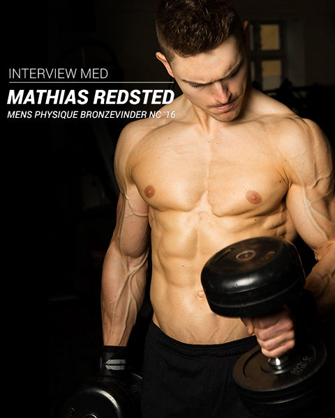 Mathias Redsted interview