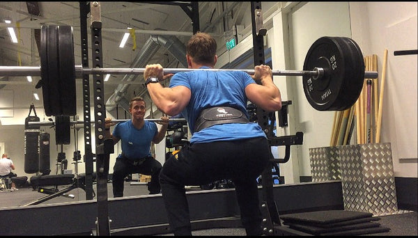 Martin rosengaard ugens power addict squat