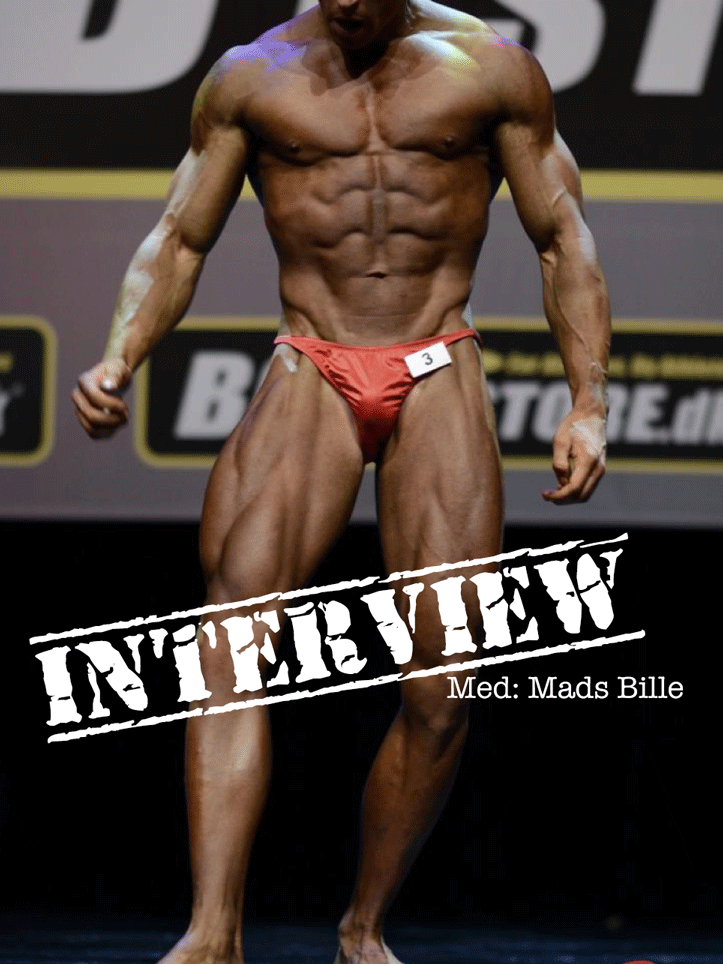 Interview med Mads Bille - Power Addict