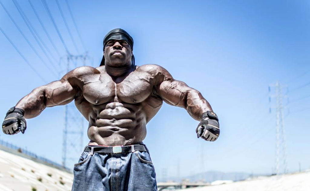 Kali Muscle bodybuilding konkurrence