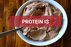 Protein is
