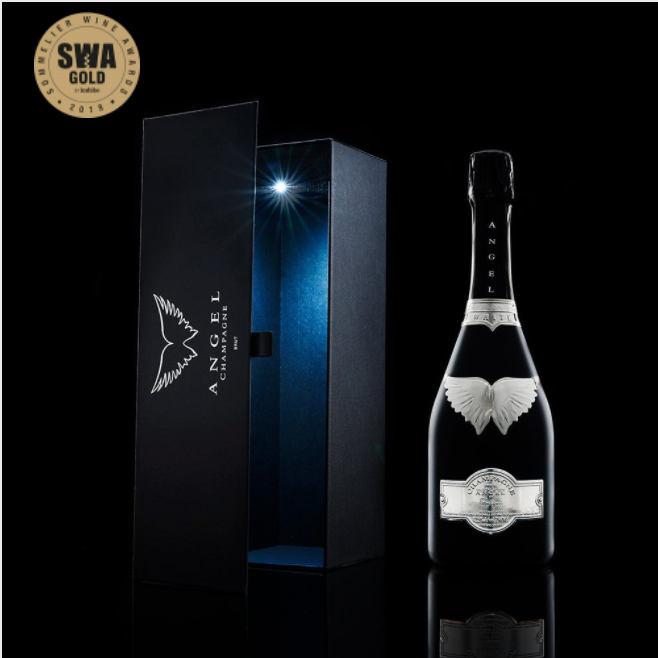 Angel Champagne NV Brut (0.75L)