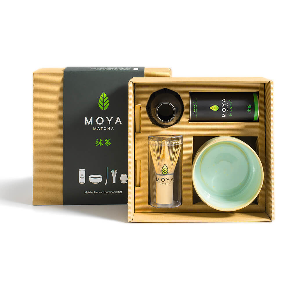 MATCHA TRADITIONAL CEREMONIAL SET