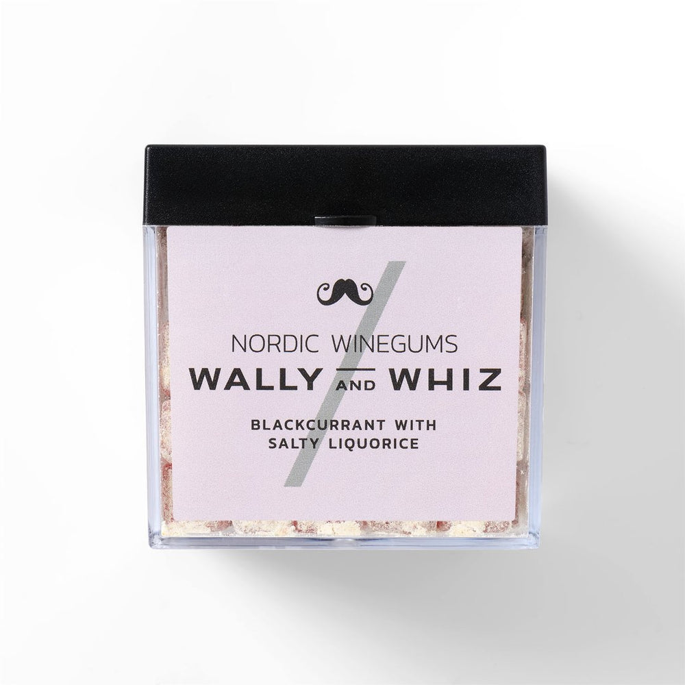 Wally and Whiz - Solbær med Salt Lakrids 140 gram