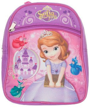 Sofia the First Disney Backpack