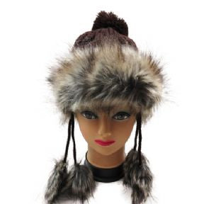 Hat Faux fur 90920