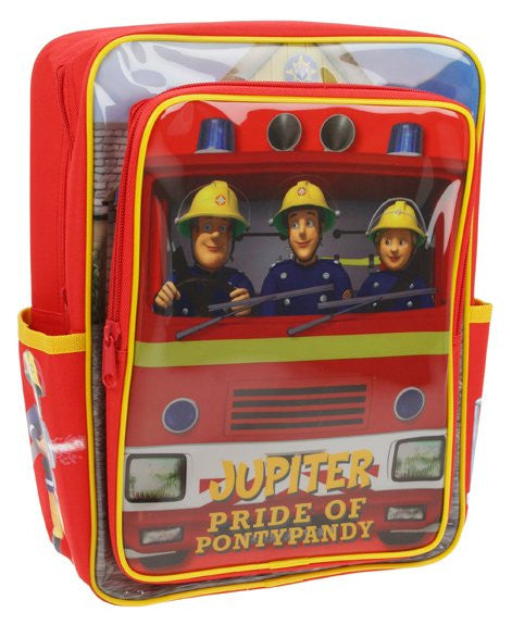 Fireman Sam Disney Backpack