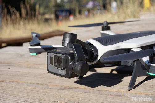 Drone updates - Gopro Karma Crashing Plus Benefits of Portable Gimbal