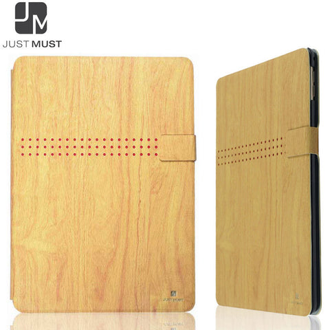 Just Must wooden ipad air 2 Cases | Free Shipping