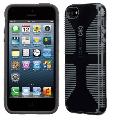 Speck iPhone 5/5s/SE CandyShell Grip Black/Slate