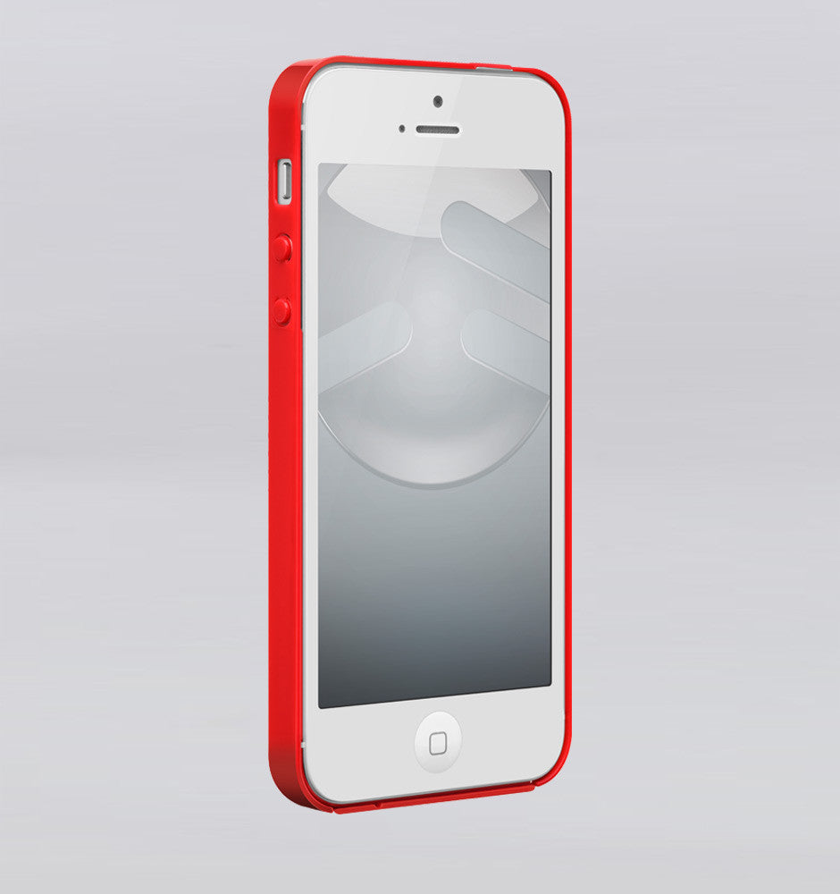 size 40 7f207 d913d SwitchEasy iPhone 5/5s Colours case - Red