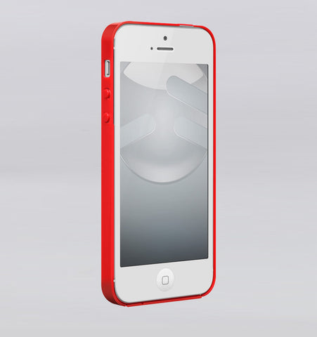 SwitchEasy iPhone 5/5s Colours case - Red | Free Shipping