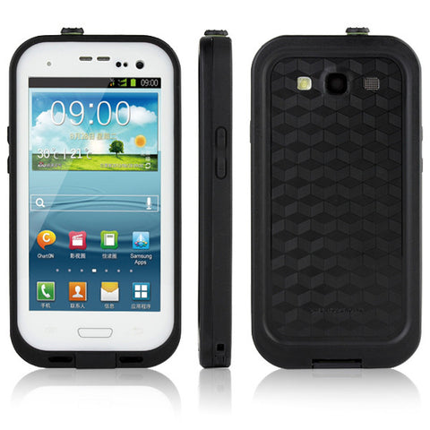 Samsung Galaxy S4 Waterproof Case - White | Free Shipping
