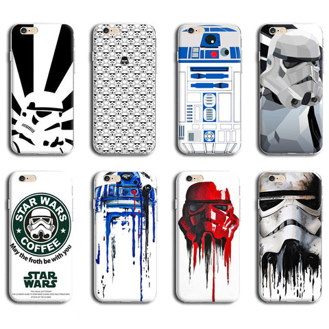 finest selection 5ac27 6f6cc Star Wars iPhone 6/6S Cases Collection