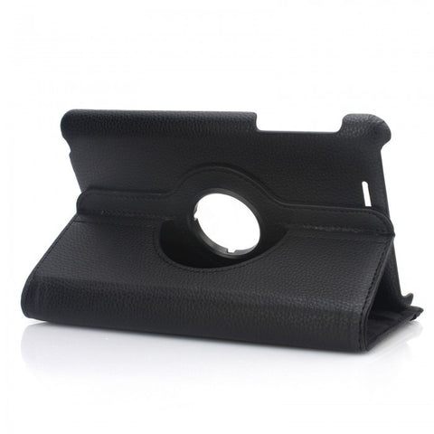 Nexus 7 (2013) - 360 rotating case - black | Free Shipping