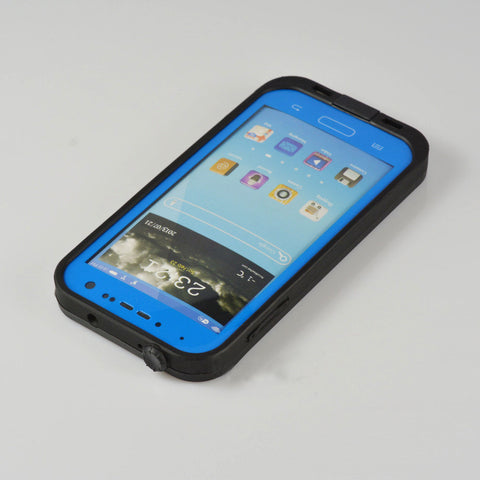 Samsung Galaxy S4 Waterproof Case - Blue | Free Shipping