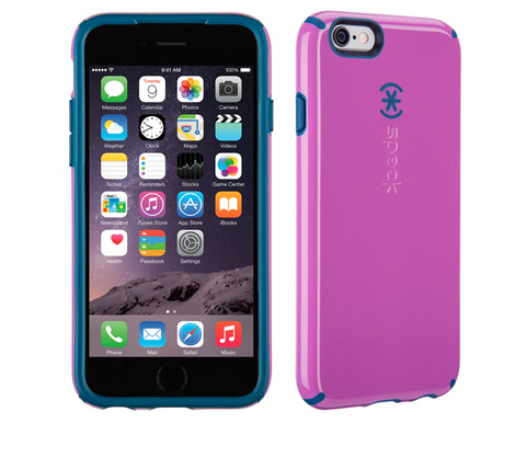 Speck iPhone 6/6s CandyShell Purple & Blue