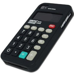 iPhone 4S Retro Calculator Case | Free Shipping